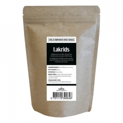 Lakrids Smagskaffe 225g