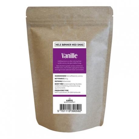 Vanille Smagskaffe 225g