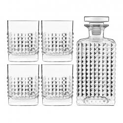 Luigi Bormioli Mixology Elixir Whiskysæt