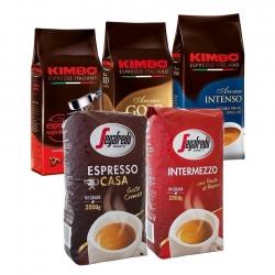 Kimbo/Segafredo Kaffepakke