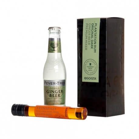 Long Drink Gaveæske - Rom & Ginger Beer