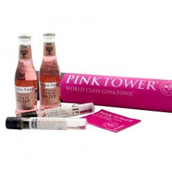 Gin & Tonic Pink Tower