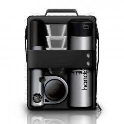 Handpresso Hybrid Outdoor sæt Sølv