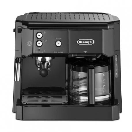 Delonghi BCO411 - Kombi Kaffemaskine