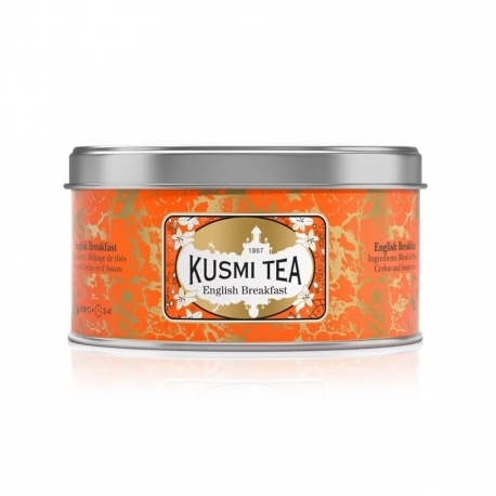 Kusmi Te English Breakfast 125g