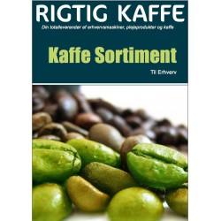 Kaffe Brochure Erhverv