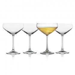 Lyngby Juvel Champagneskål 4 stk 34 cl