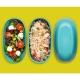 Alessi Lunch Box Grå