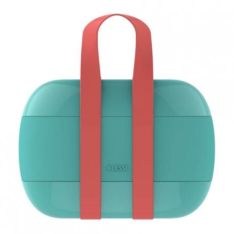 Alessi Lunch Box Blå