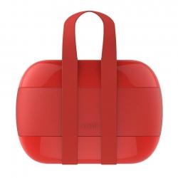 Alessi Lunch Box Rød