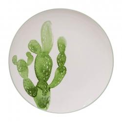 Bloomingville Jade Kaktus Tallerken Grøn 25cm
