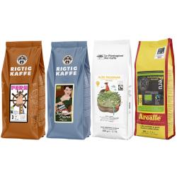 Økologisk & Fairtrade Kaffe