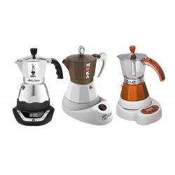 Espressokander, elektriske