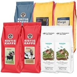 Kaffepakker - 6-7 kg
