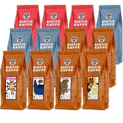 Kaffepakker - 4-5 kg