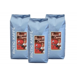 Kaffepakker - 3 kg