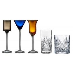 Shot & Snapseglas