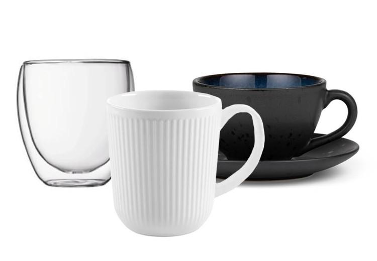 Kaffe & Cappuccinokopper