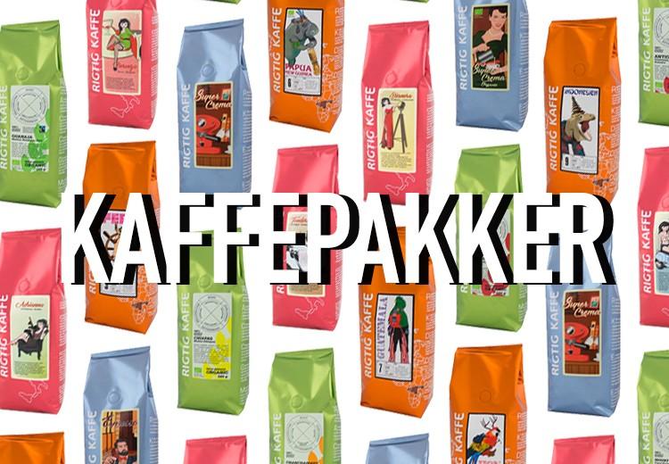 Kaffepakker - LogBuy 5