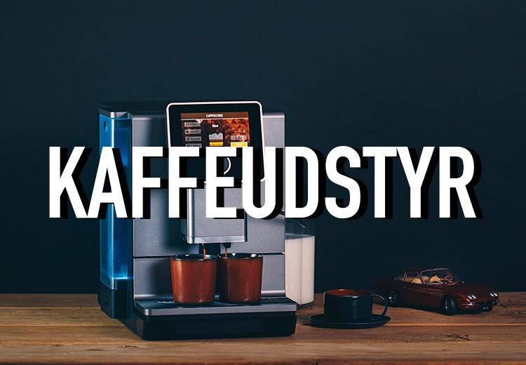 Kaffeudstyr - LogBuy 5
