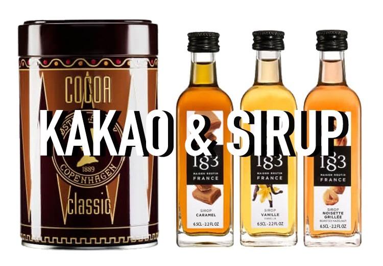 Kakao & Sirup - LogBuy 5