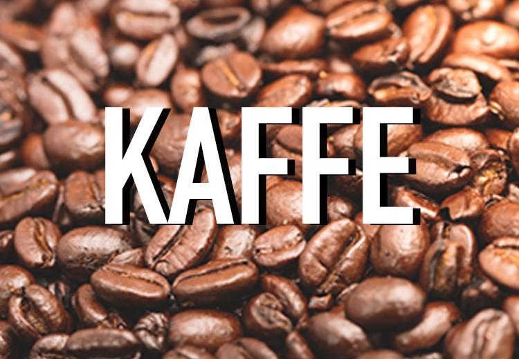Kaffe - 40
