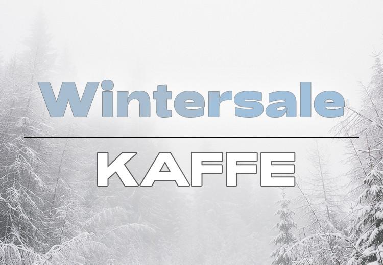 Wintersale - Kaffe