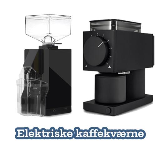 Elektriske kaffekværne