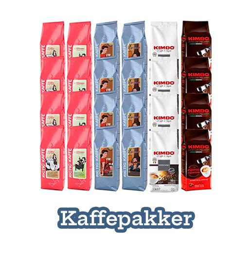 Kaffepakker