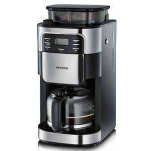 Severin KA4810 Kaffemaskine med kværn