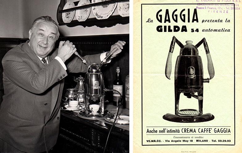 Gaggia Gilda