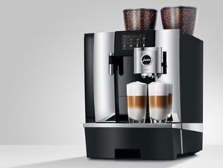 Jura espressomaskiner til erhverv