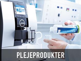 Jura Plejeprodukter til espressomaskiner